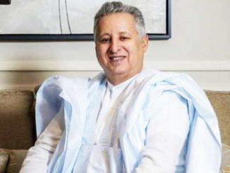 Le philanthrope mauritanien Mohamed Ould Bouamatou.