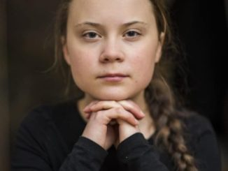 Greta Thunberg, militante écologiste suédoise.